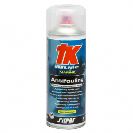 TK Line Clear Antifouling Spray Paint - 400ml